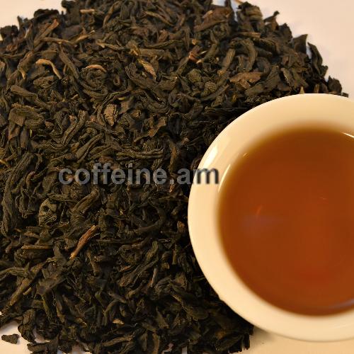 Дян Хун красный чай с земли Дян