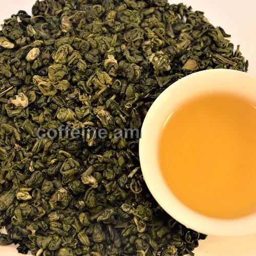 Белый чай Белая спираль