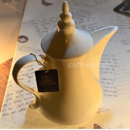 Կերամիկական   թեյնիկ
