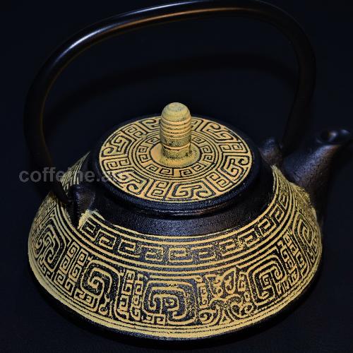 Чугунный чайник  <<Великая стена>>